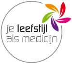 Logo stichting je leefstijl als medicijn